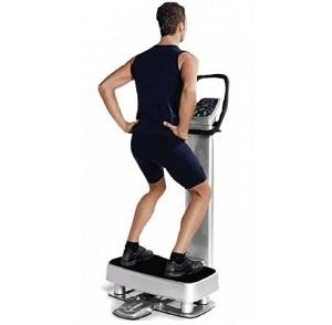 Ipertrofia ed efficienza eplosivo-reattiva in uomini sedentari dopo 10 settimane di vibrazioni in tutto il corpo.
