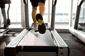 Confronto delle performance di picco su treadmill normale e non-motorizzato
