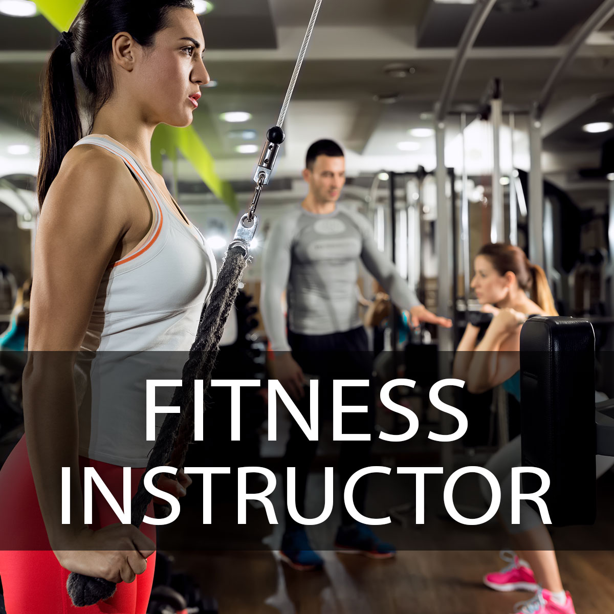 FITNESS INSTRUCTOR Specialist Certification