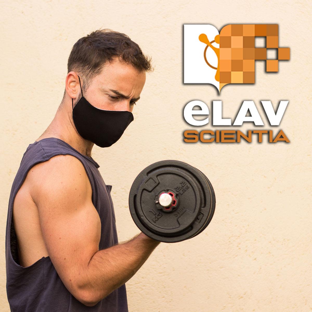 L'esercizio Fisico Intenso Indossando Una Mascherina Potrebbe Essere Pericoloso. Ecco Perché