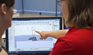 Sistema di movimento del tronco (TMS): Printed Body Worn Sensor (BWS) attraverso un approccio di fusione dati