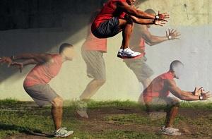Potenziamento post-attivazione della performance di accelerazione nello sprint, utilizzando l'esercizio pliometrico