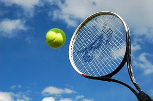 Tennis: di solito la palla è dentro