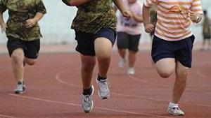 Possono fitness e fatica influire sulla biomeccanica dell'andatura in bambini sovrappeso e obesi?