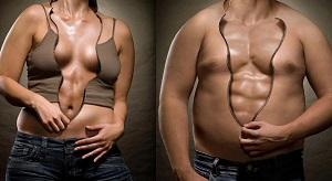 Meno muscoli, più grasso: l'evoluzione del corpo umano