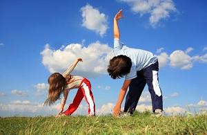 Fitness muscolare e capacità aerobica, memoria di lavoro, e rendimento scolastico nei bambini.