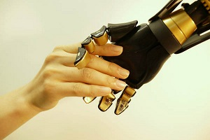 Identificazione dello stato di dinamica utilizzando Hand Worn Motion e Sensori di forza.