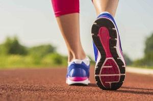 Rigidità ottimale delle calzature negli sprinter